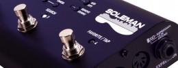 Source Audio desvela Soleman, una nueva pedalera MIDI