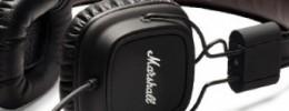 Ya están disponibles los auriculares Marshall