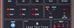 Ambi Space, una nueva reverb digital de Free The Tone