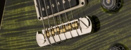 PRS presenta la guitarra barítona Signature de Mark Tremonti