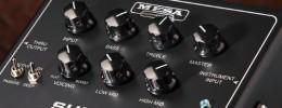 Subway Bass DI, nuevo preamplificador/DI para bajo de Mesa Boogie