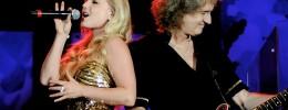Brian May suspende su tour por razones de salud