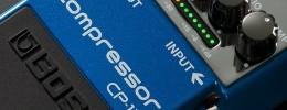 BOSS CP-1X y AD-2, un nuevo compresor y un previo de acústica