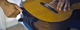 Standley, un soporte para que tu guitarra se aguante sola