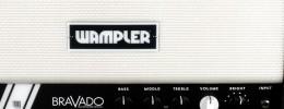 Wampler presenta el amplificador Bravado y renueva sus pedales de efecto