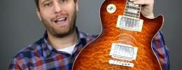 Concurso de sustain: Gibson contra Epiphone, Ibanez, Music Man y PRS