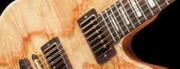 Imperial y Emperor, dos guitarras del fabricante de bajos Fodera