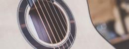 F Series, las nuevas guitarras acústicas de Luis Guerrero
