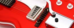 Supro presenta sus guitarras eléctricas