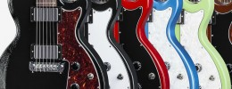 Gibson estrena gama económica made in USA y presenta los modelos de 2017