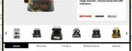 Nueva web de Jim Dunlop