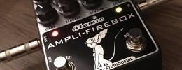 Atomic Ampli-Firebox, emulación de amplis moderna con manejo analógico