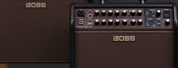 Boss Acoustic Singer Pro y Live, nuevos amplis de acústica y voz con looper y armonizador