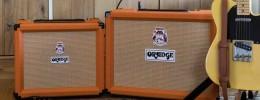 Orange Rocker 32 y 15, dos combos a válvulas para usar con pedaleras