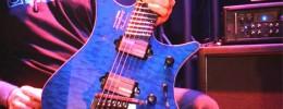 Boss y Strandberg colaboran para hacer una guitarra