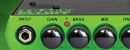 NAMM 2017: Pedales y amplificadores para bajistas