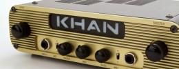 Khan Pak, un ampli a válvulas fácil de transportar