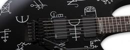 ESP/LTD KH Demonology, una nueva guitarra signature de Kirk Hammett