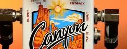 Electro-Harmonix Canyon, nuevo pedal con 11 tipos de Delay y Looper