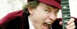 La broma de Angus Young de AC/DC a los Guns N' Roses en el aeropuerto de Sydney