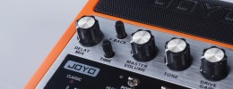 Joyo Jambuddy, un pedal de prácticas con altavoces incorporados