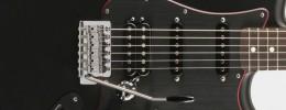 Noir Special Edition, tres clásicos de Fender de negro riguroso