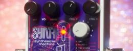 Electro-Harmonix Synth9, convierte tu guitarra en un sinte estilo vintage
