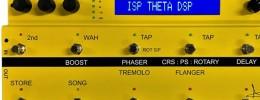 Michael Sweet Theta Pro DSP, el multiefectos del guitarrista de Stryper