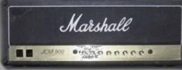 Marshall JCM900 + CAJON 4x12