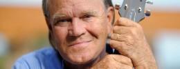 Glenn Campbell, incapacitado para tocar a causa del Alzheimer
