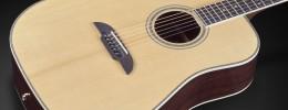 FD 28 Nashville EQ, nueva guitarra electroacústica de Framus