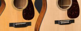 Martin presenta 3 nuevas guitarras acústicas