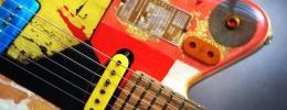 Las particulares guitarras de Nik Huber y Spalt Instruments
