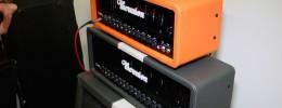 Thermion nos muestra sus amplis y pedales Spitfire, Gasoline y Heartbreaker