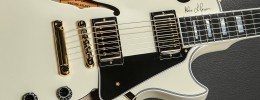 Gibson Alex Lifeson ES-Les Paul, nuevo modelo signature del guitarrista de Rush