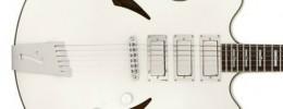Italia Guitars ITFJ6, la guitarra signature de Jeff Foskett