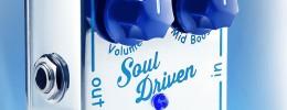 Soul Driven, el nuevo overdrive de Xotic
