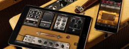 Fender Collection 2 de Amplitube, ahora también para iOS