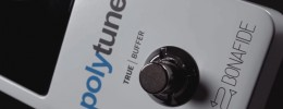 Polytune 3, la renovación del famoso afinador de TC Electronic