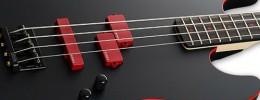 ESP y LTD Frank Bello J-4, nuevos modelos signature del bajista de Anthrax