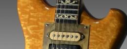"""""""Wolf"""", la guitarra de Jerry García, a subasta para combatir el racismo"""