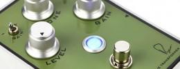 Bogner Oxford y Lyndhurst, un nuevo fuzz y un compresor en formato pedal