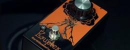 Earthquaker Devices Erupter, un fuzz con un único control de bias