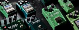 Los 10 pedales de distorsión y overdrive más influyentes de todos los tiempos