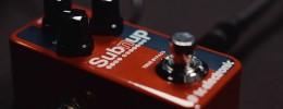 Sub 'N' Up Mini, la versión reducida del octavador de TC Electronic