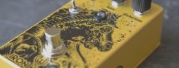 Iron Horse V2, un nuevo pedal de distorsión de Walrus Audio
