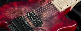 Kiesel HH7, la guitarra signature de Allan Holdsworth en versión de 7 cuerdas