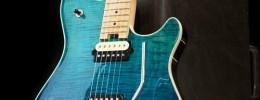 Peavey HP2, nueva guitarra inspirada en la Peavey Wolfgang