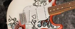 Fender presenta nuevos modelos signature de George Harrison y Jimi Hendrix