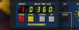 Korg SDD-3000, el delay de U2, convertido en plugin por Universal Audio